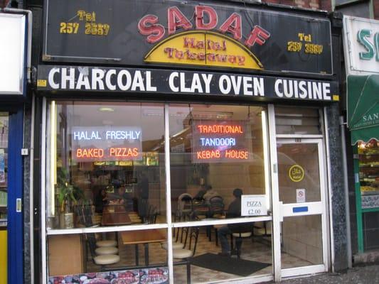 Sadaf Restaurant Manchester