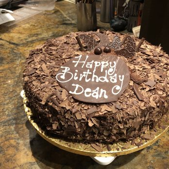 photo of all chocolate kitchen geneva il united states best birthday cake - All Chocolate Kitchen