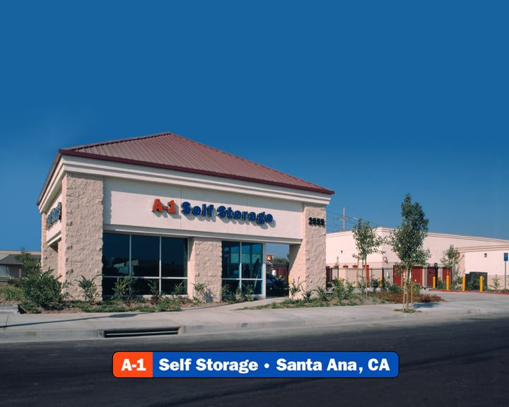 A 1 Self Storage 40 Reviews 2555 S Main St Santa Ana Ca Phone Number Yelp