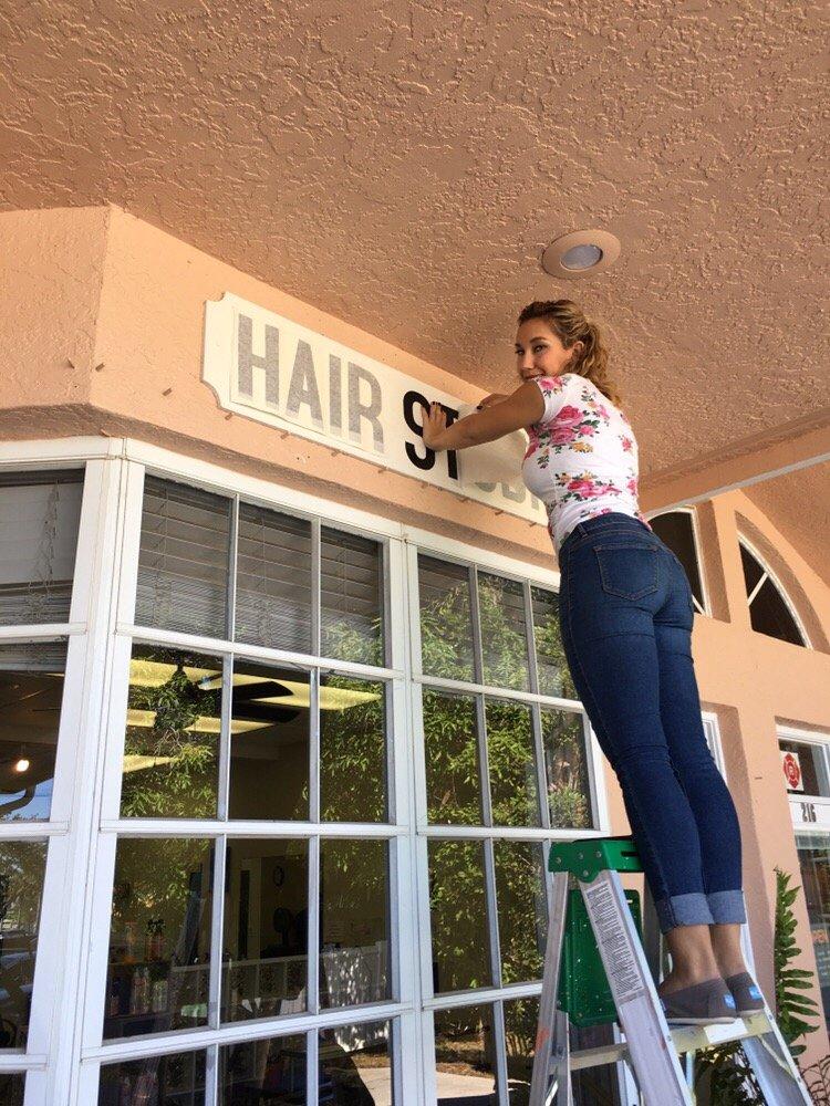 Maggie's Hair Studio: 425 Cross St, Punta Gorda, FL
