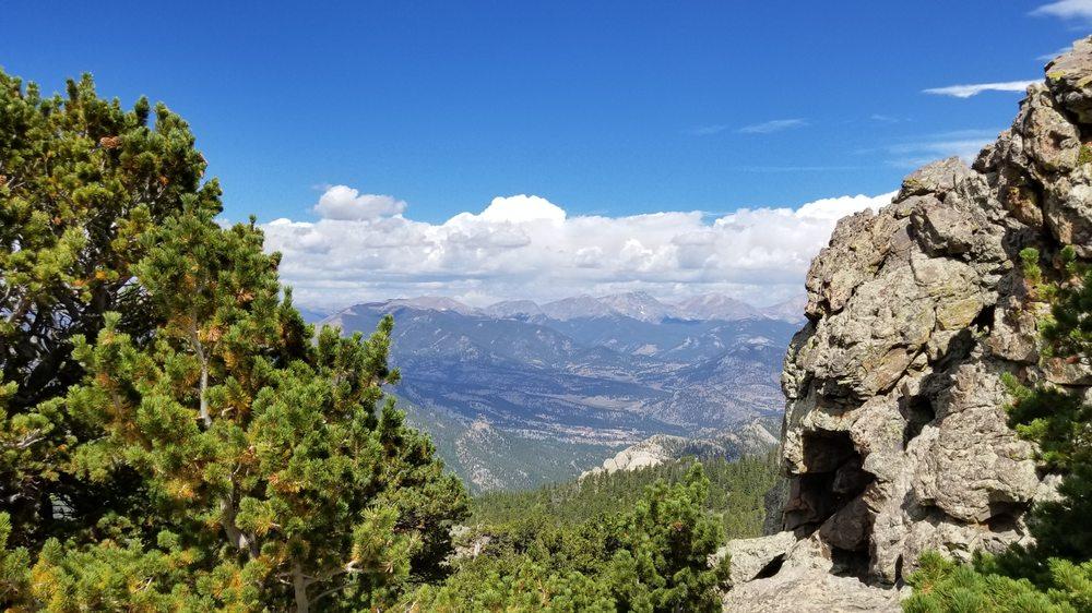 Twin Sisters Trail: S Estes Park Hwy 7, Estes Park, CO