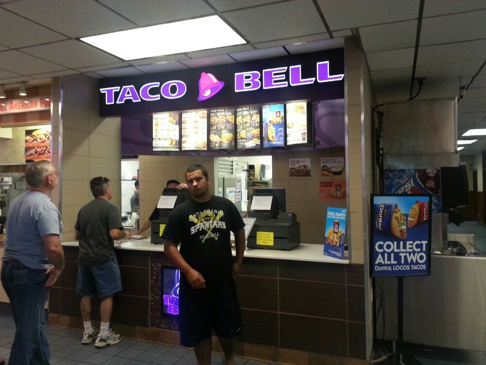 Taco Bell: Travel Centers of America, Eloy, AZ