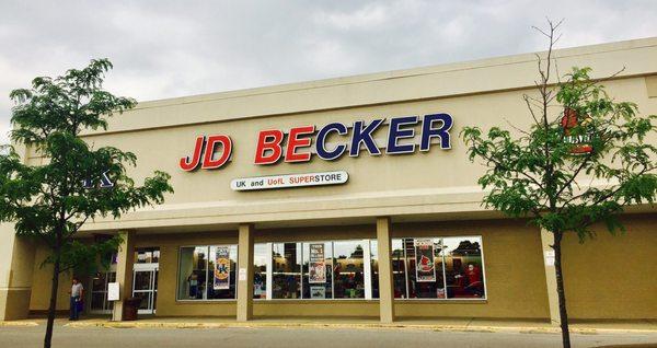 6a7ee8df JD Becker 7521 Outer Loop Lp Louisville, KY Sportswear - MapQuest