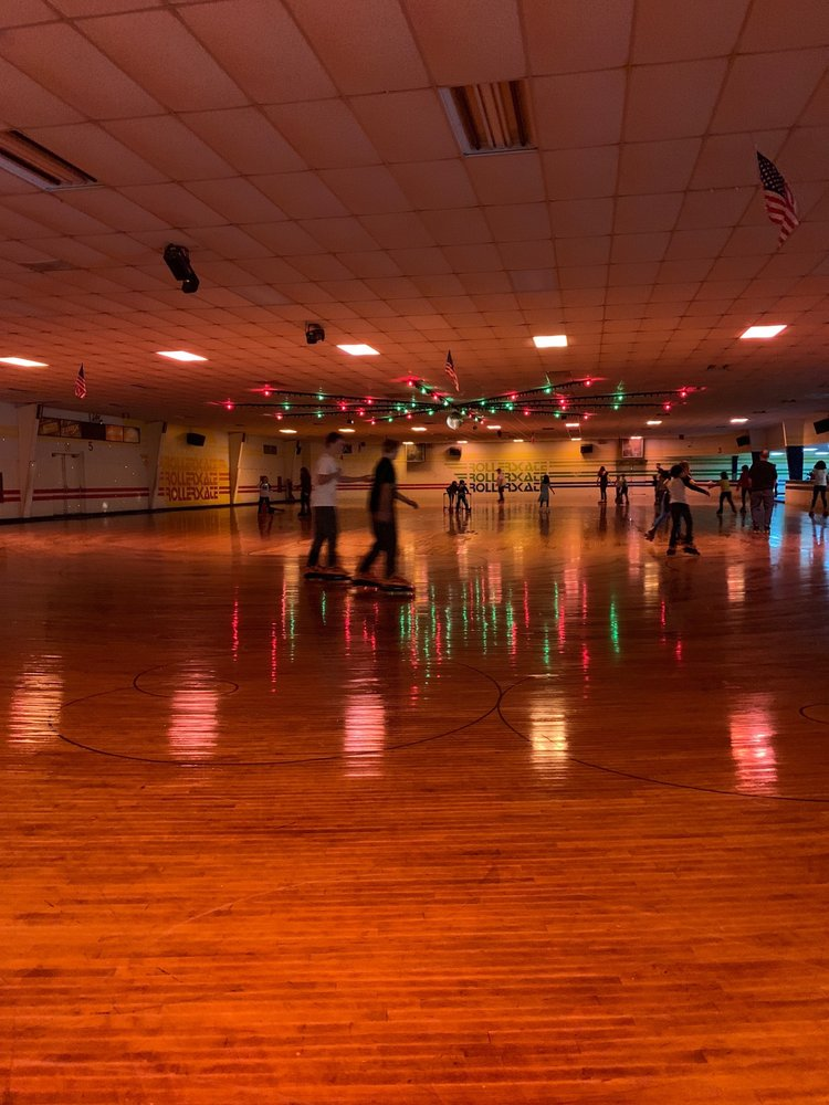 Valley Skating Center: 590 Galiffa Dr, Donora, PA