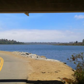 Photo Of San Go Creek Bicycle Path Newport Beach Ca United States