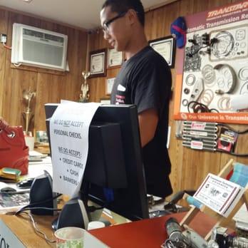Photo Of Transmission Technology Kailua Kona Hi United States The Helpful Honest