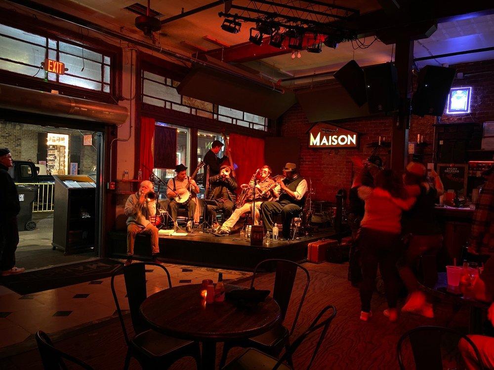 The Maison: 508 Frenchmen St, New Orleans, LA