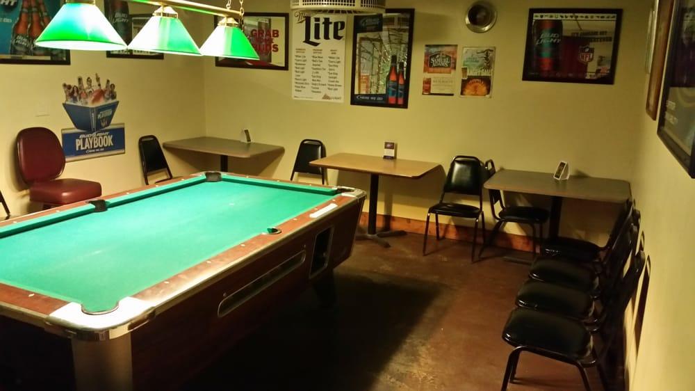 Bradley's Bar & Grill: 605 W Broadway St, Loogootee, IN