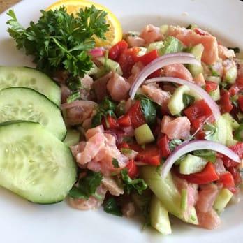Karina S Mexican Seafood Cuisine Ahi Tuna Chula Vista