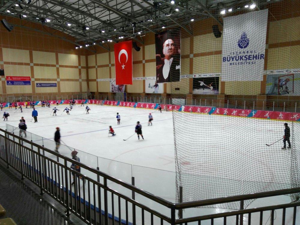 Silivrikapı Buz Pisti: Sümbül Efendi Mah., Istanbul, 34