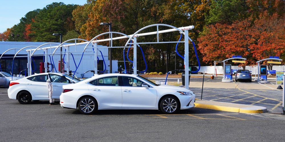 Cool Wave Car Wash: 4800 W Mercury Blvd, Hampton, VA