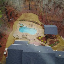 Photo Of Midstate Pools Warner Robins Ga United States Pool On A
