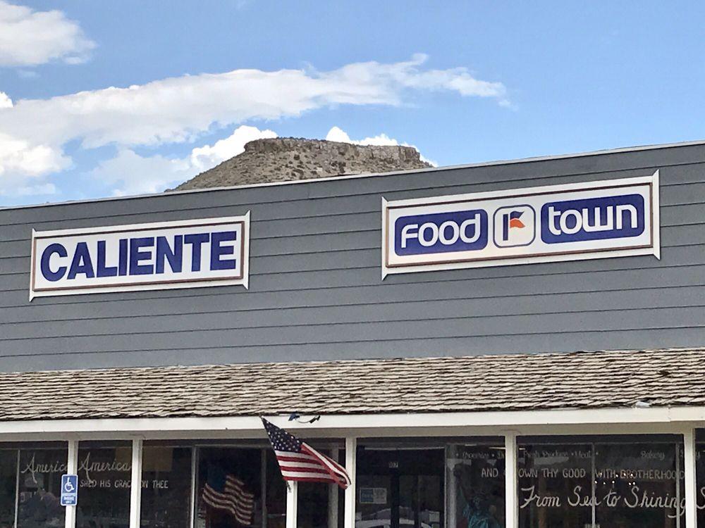 Caliente Food Town: 107 Clover St, Caliente, NV