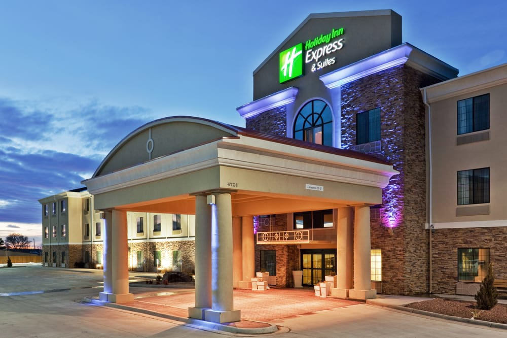 Holiday Inn Express & Suites Clovis: 4728 N Prince St, Clovis, NM