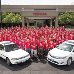 toyota motor manufacturing kentucky 19 photos car dealers 1001 cherry blossom way. Black Bedroom Furniture Sets. Home Design Ideas