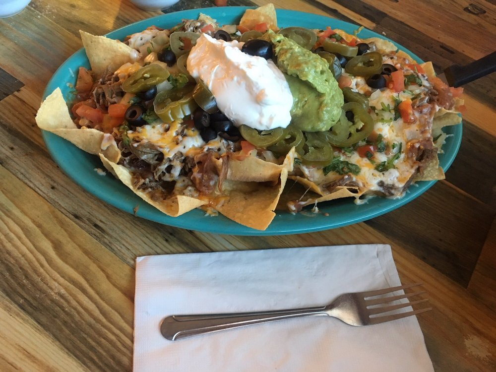 La Casita Mexican Restaurant & Cantina: 175 S Main St, Bishop, CA