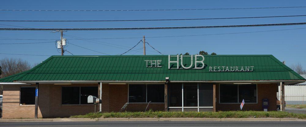Hub Grill: 1350 US Hwy 74 W, Wadesboro, NC