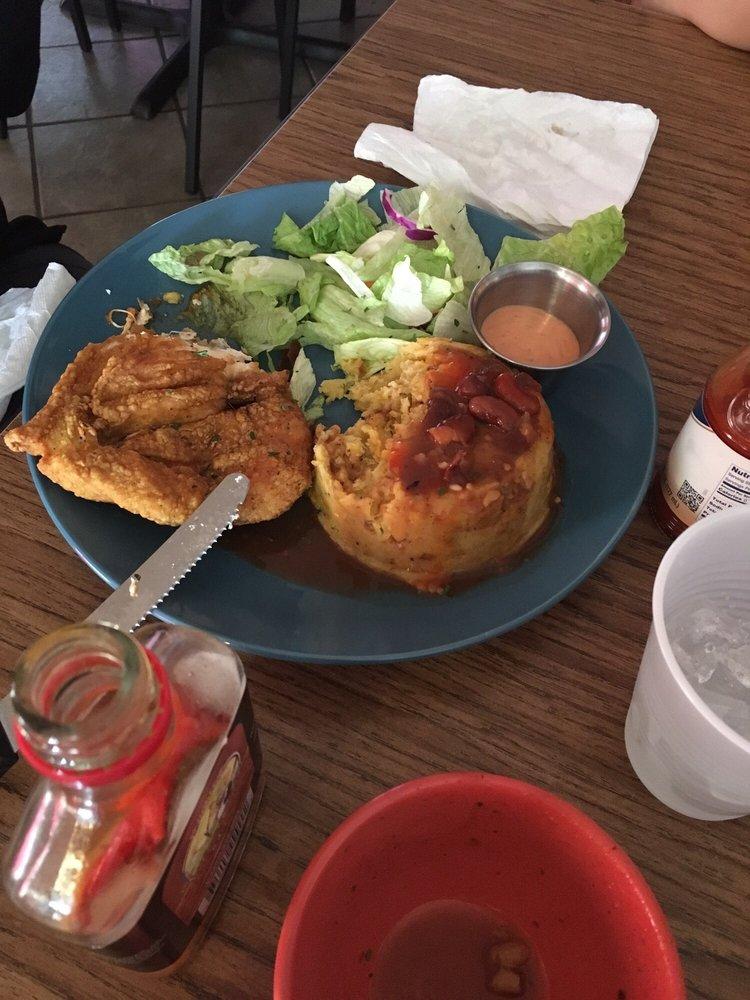 Pedacito De Mi ISLA PuertoRican Cafe