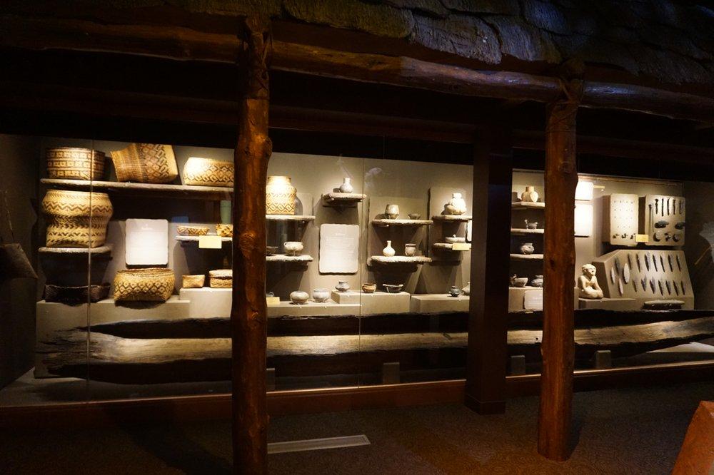 Cherokee Museum of the Cherokee Indian: 589 Tsali Blvd, Cherokee, NC