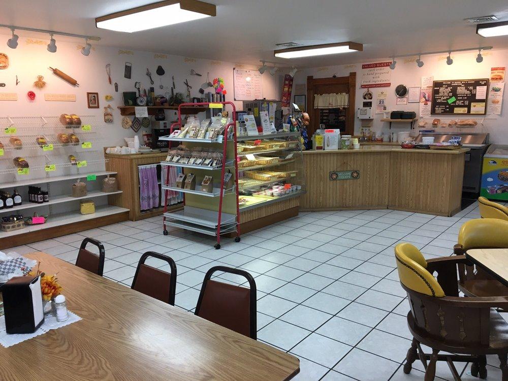 Nauvoo Mill & Bakery: 1530 Mulholland St, Nauvoo, IL