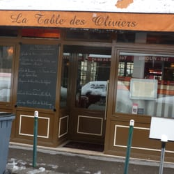 La Table Des Oliviers 31 Reviews Mediterranean 4 Rue De L 39 Eglise Neuilly Sur Seine Hauts