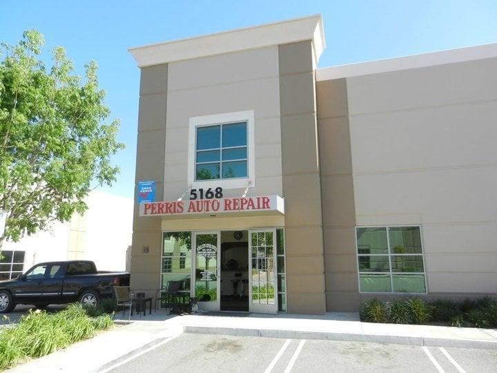 Perris Auto Repair Center: 5168 Western Way, Perris, CA