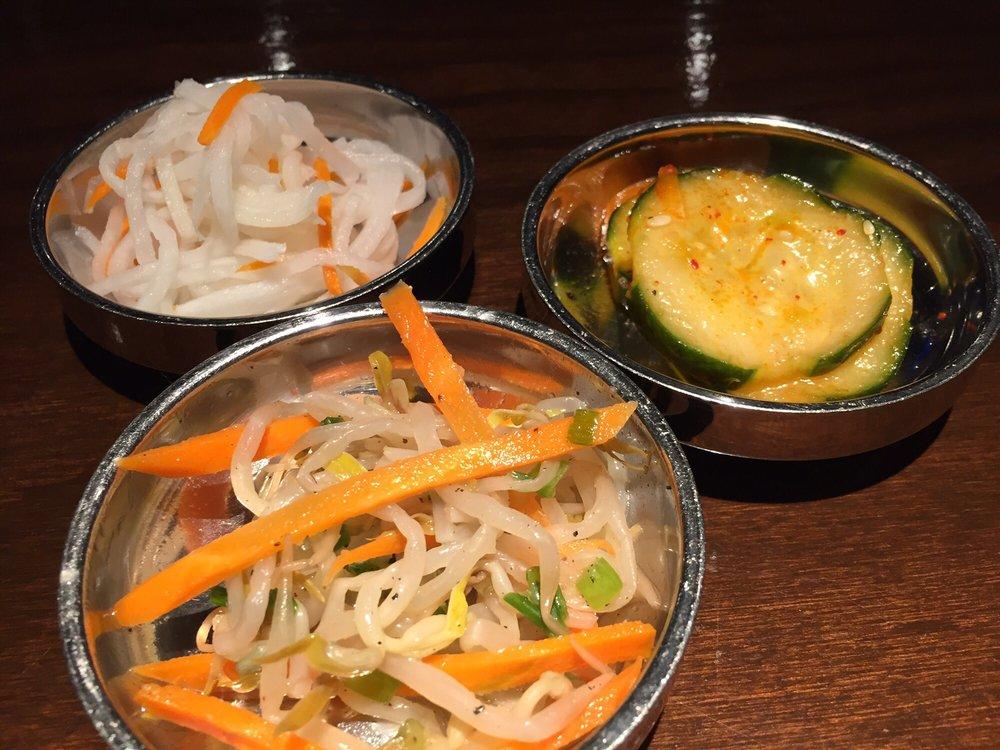 Gangnam korean grill bar 108 foto e 59 recensioni for Cucina coreana