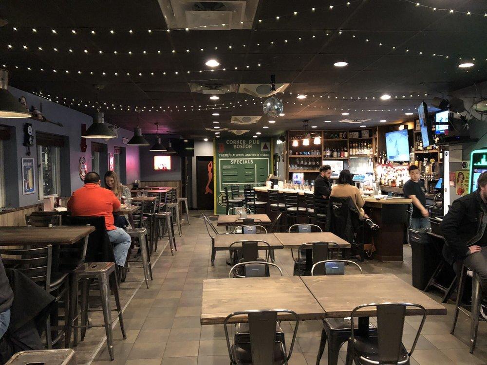 The Corner Pub: 162 Lincoln St, Boston, MA