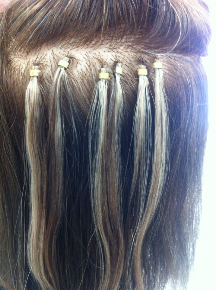 Hair treat bead extensions by alnita yelp photo of ulta beauty concord ca united states hair treat bead extensions pmusecretfo Images