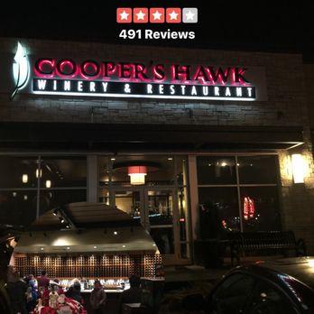 Cooper S Hawk Winery Restaurant Wheeling 600 Photos