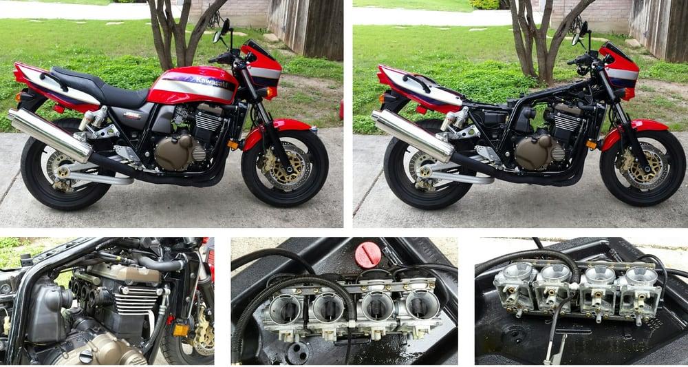 Mobile Motorcycle Repair