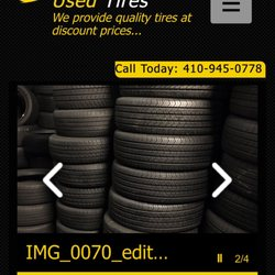 Dana S New Used Tires 10 Reviews Tires 411 N Warwick Ave