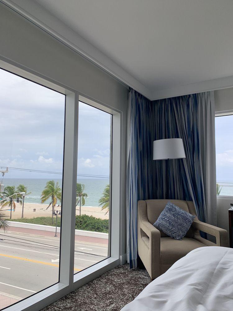 Sonesta Fort Lauderdale Beach: 999 N. Fort Lauderdale Beach Blvd, Fort Lauderdale, FL