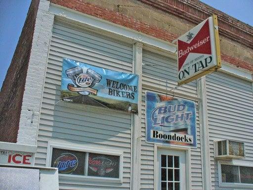 Boondocks: 104 Jackson St, Lancaster, MO