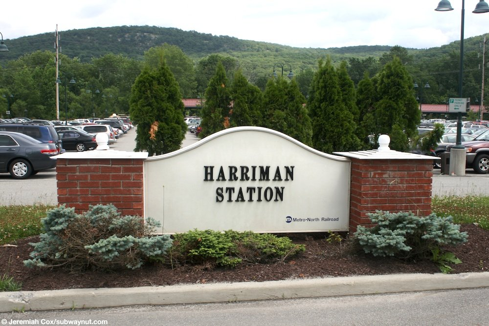 Harriman Railroad Station: Railroad Station, Harriman, NY