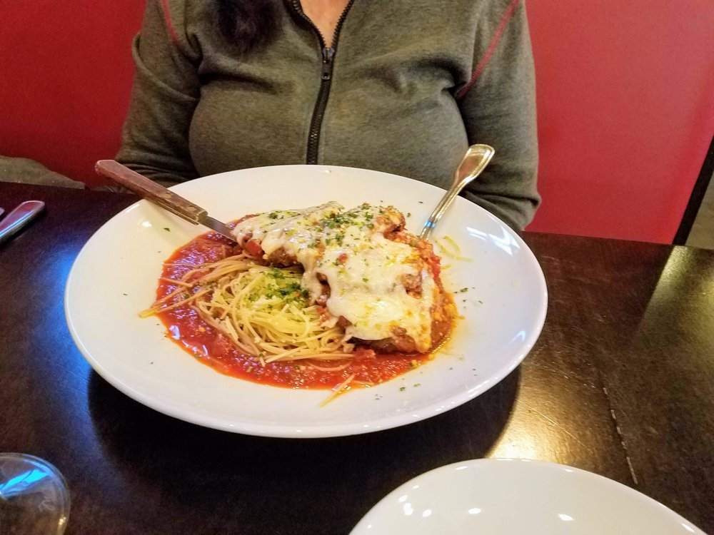 Cacciatore at Heller's Kitchen: 301B Main St, Windsor, CO