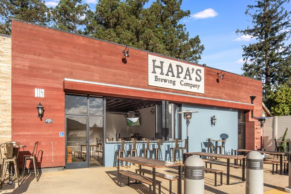 Hapa's Brewing Company: 114 S Santa Cruz Ave, Los Gatos, CA