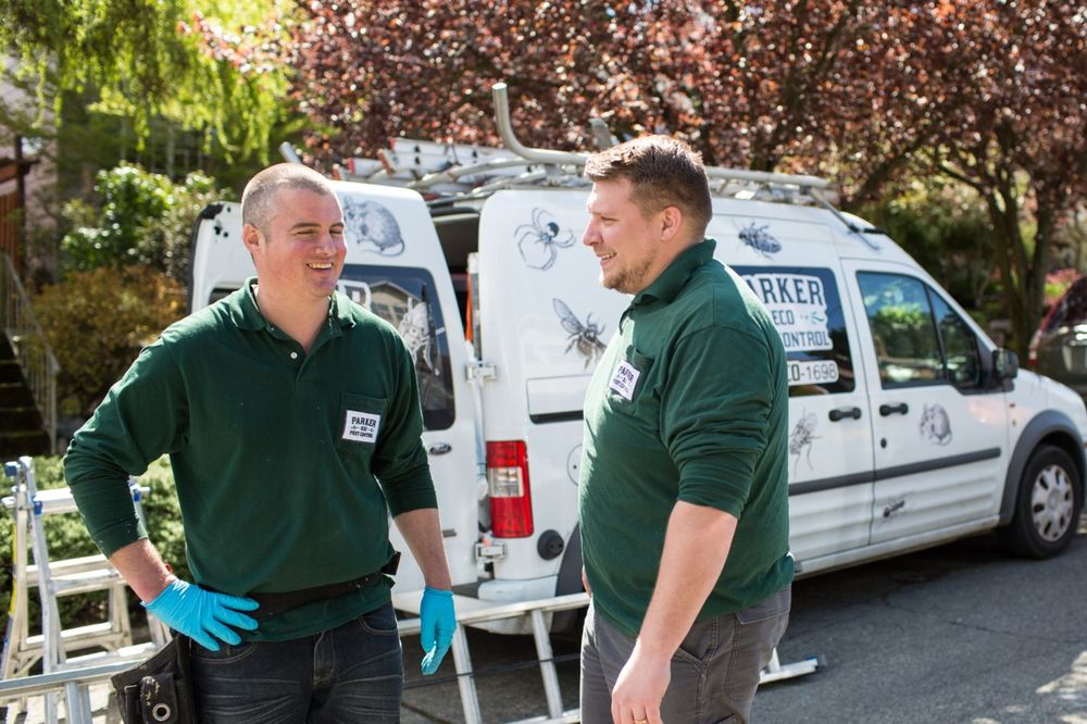 Parker Eco Pest Control: 7323 Aurora Ave N, Seattle, WA