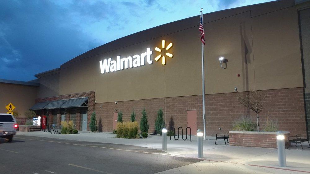 Walmart Car Service Center: Walmart Supercenter In Cheyenne WY