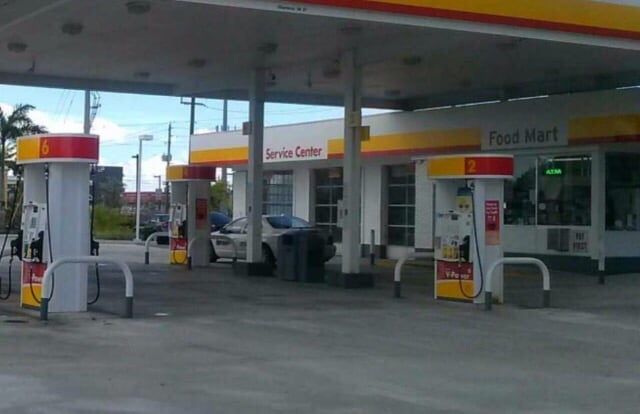 Shell: 7460 SW 40th St, Miami, FL