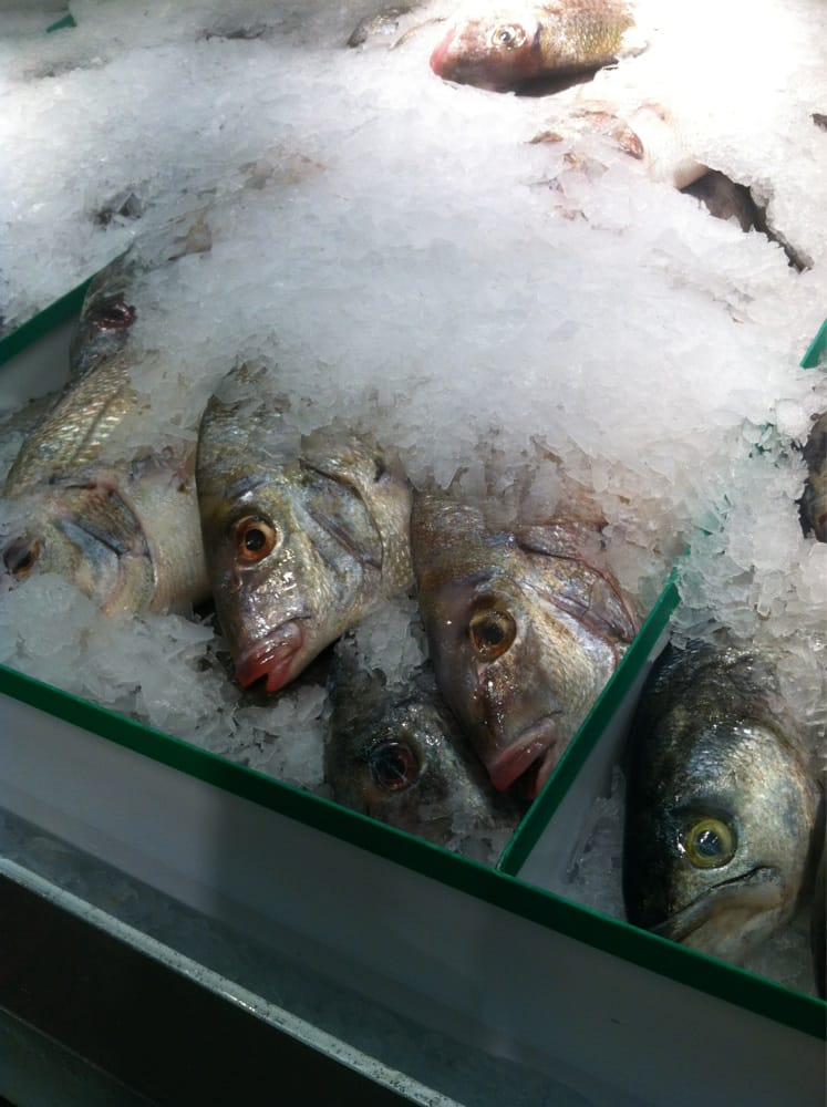 Oh my yelp for Wholey s fish market