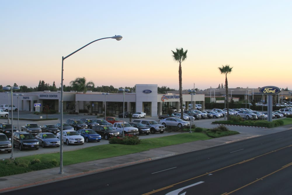 Ford Dealership Modesto Ca