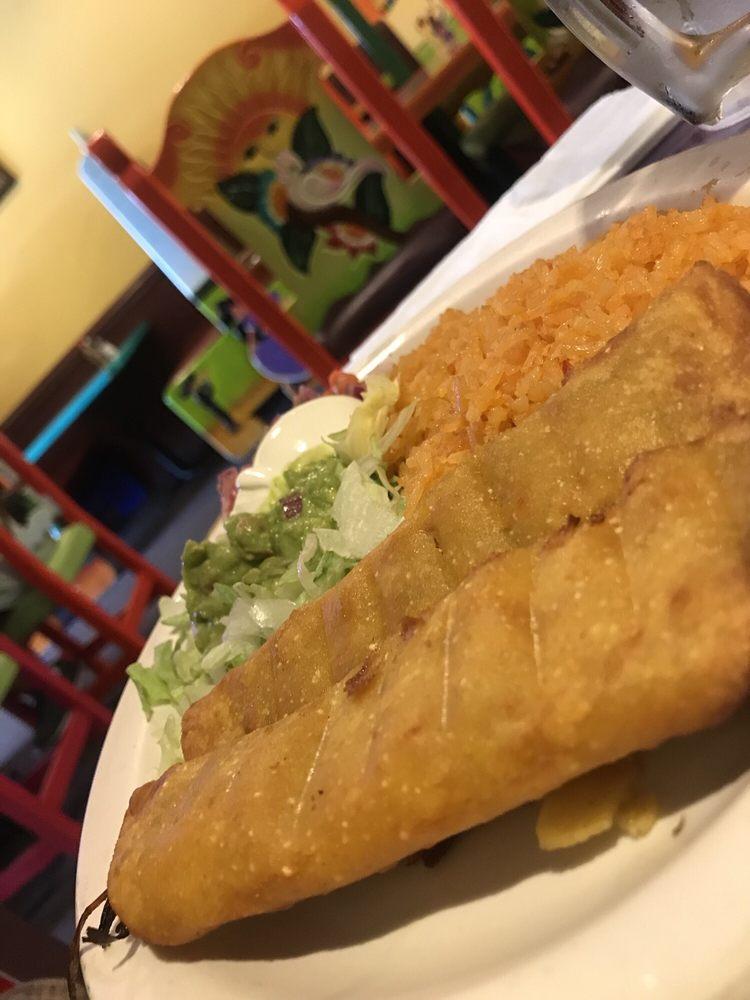 La Fiesta Mexican: 130 River Oaks Dr, Tarboro, NC