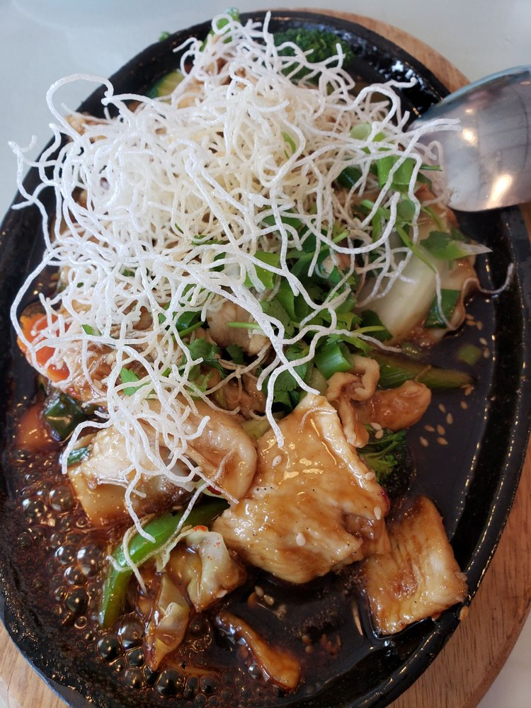 Family Thai Cuisine: 9601 Mickelberry Rd NW, Silverdale, WA