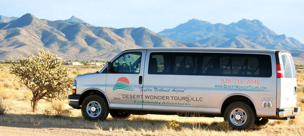 Desert Wonder Tours: Kingman, AZ