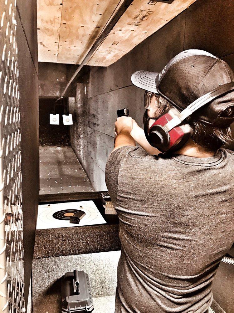 Target Range
