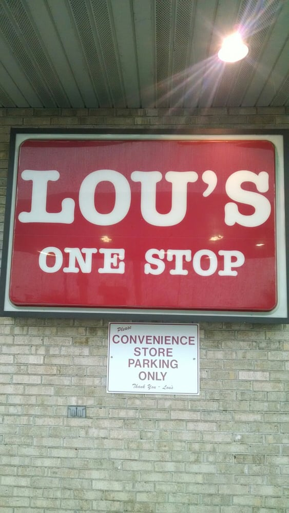 Lou's One Stop: 2721 Manitowoc Rd, Green Bay, WI