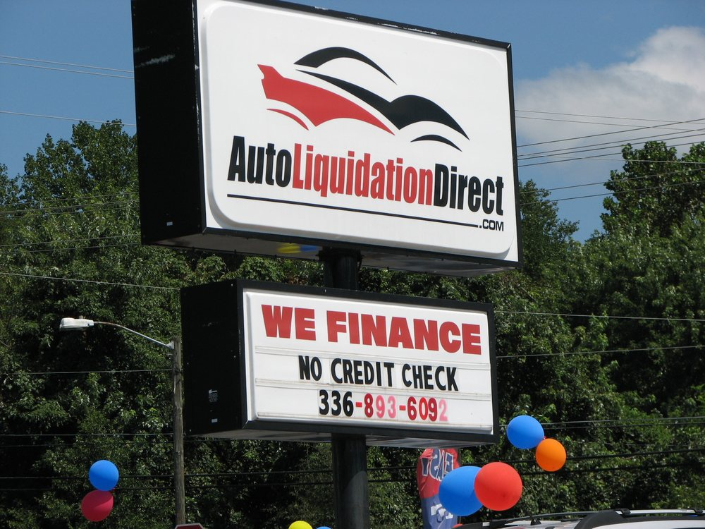 Used Car Dealers Winston Salem Nc