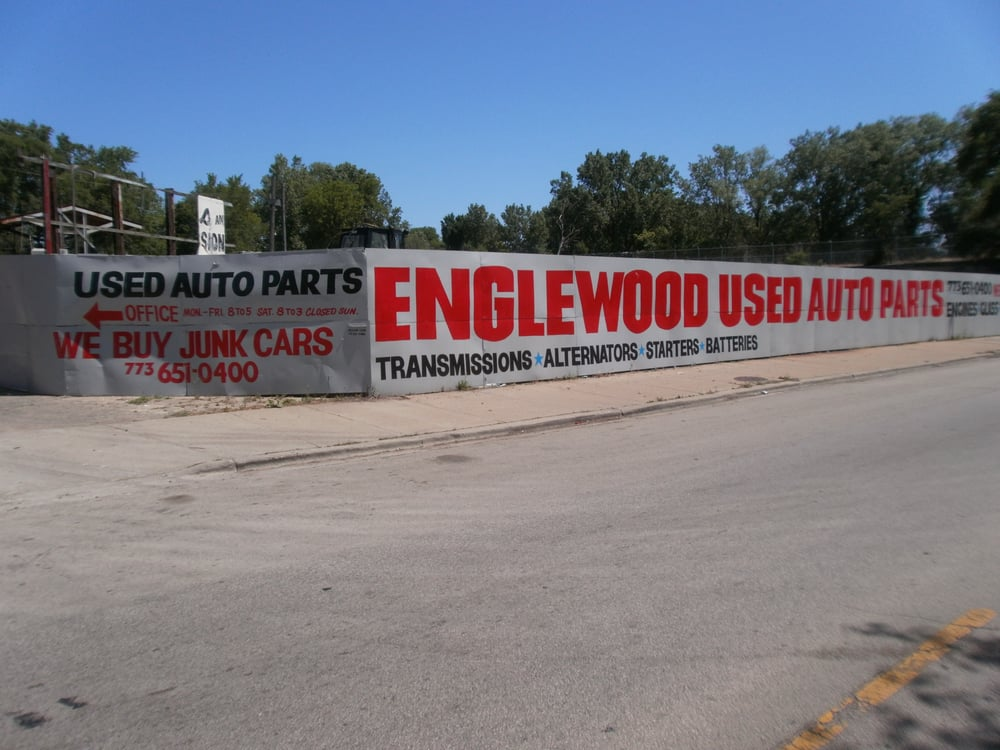 Englewood Auto Parts - Auto Parts & Supplies - 620 W 59th, Englewood ...