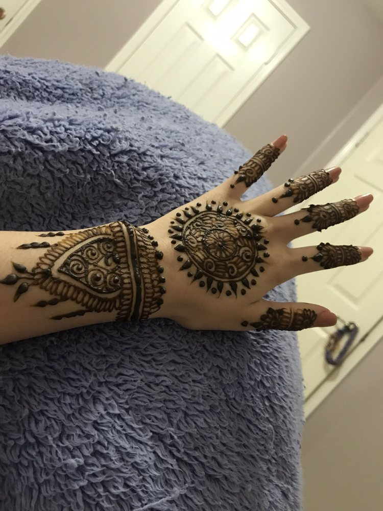 Anusha's Henna Expressions: 2301 Short Springs Ct, Pearland, TX